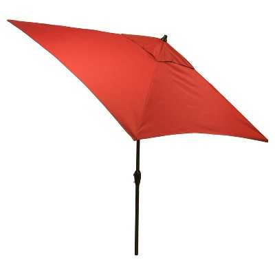 "6.5' Square Patio Umbrella - Thresholdâ""¢ - Target"