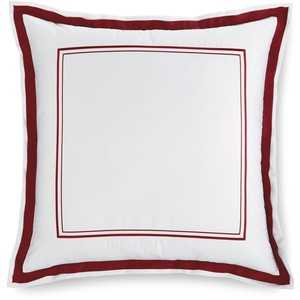 Hotel Collection Embroidered Frame Standard Sham - Macys