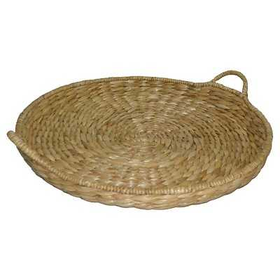 Round Woven Tray - Target