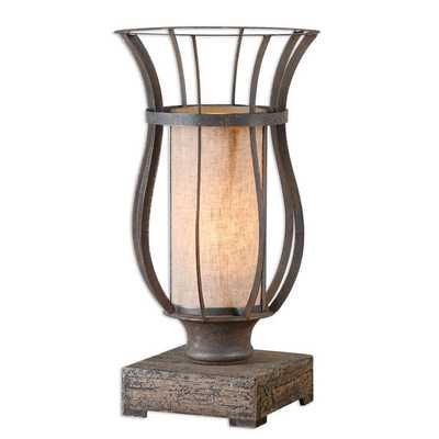 Uttermost Minozzo 1-light Table Lamp - Overstock