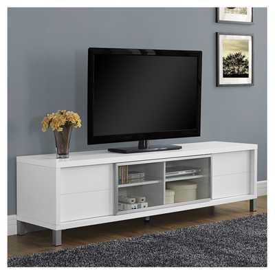 Encinas TV Stand - White - AllModern