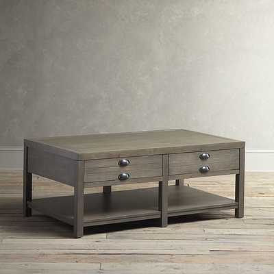 Stowe Rectangular Coffee Table - Birch Lane