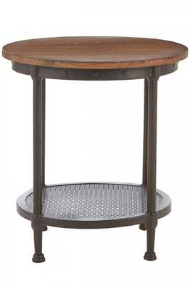 GENTRY ACCENT TABLE - Home Decorators