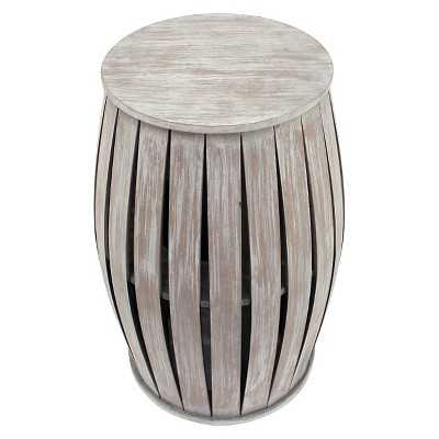 Wood Table - Multi Colored - Screen Gems - Target