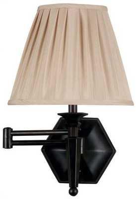 CHESAPEAKE SWING-ARM WALL LAMP - Home Decorators