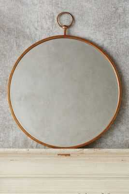 Simple Hoop Mirror - Anthropologie