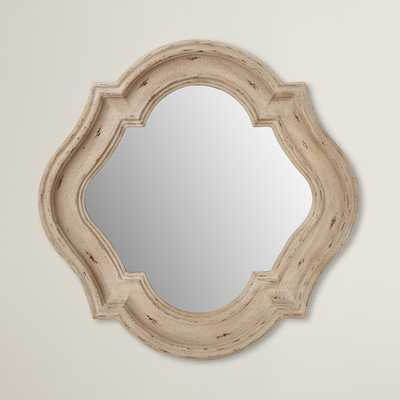 Quatrefoil Wall Mirror - Wayfair
