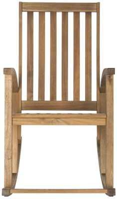 Matteo Rocking Chair - Domino