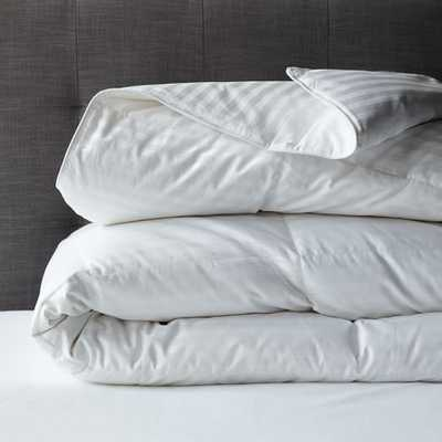 Classic Duvet Cover Insert - Down - West Elm