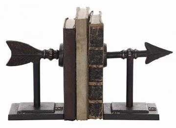 ARROW BOOKENDS - SET OF 2 - Home Decorators
