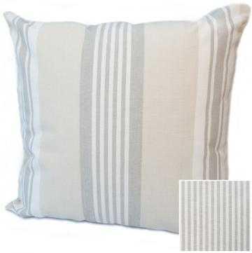 "CABANA STRIPE PILLOW- 18"" -Polyester fill - Home Decorators"