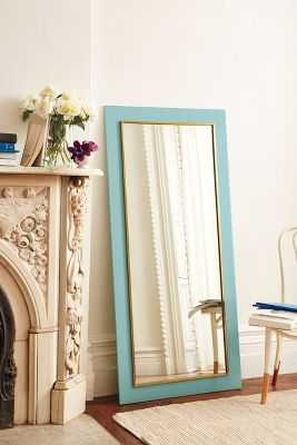 Lacquered Mirror- Large - Anthropologie