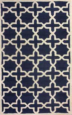 Hand Hooked Gerard area rug - Loom 23