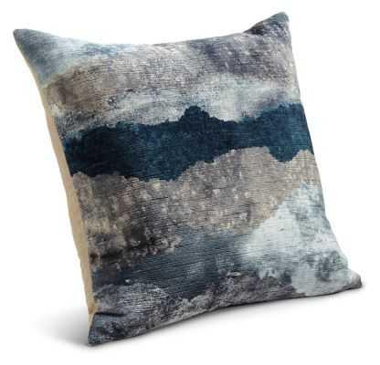 """Storm Pillow, Haze, 20"""" x 20"""", Feather/Down Filler - Room & Board"""