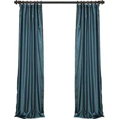 "Sagunto Single Curtain Panel - 84"" L x 50"" W - Wayfair"