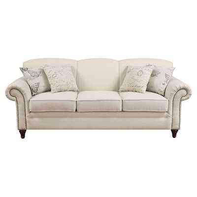 Cosette Sofa in Oatmeal - Wayfair