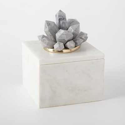 Eduardo Garza Crystal Box - West Elm