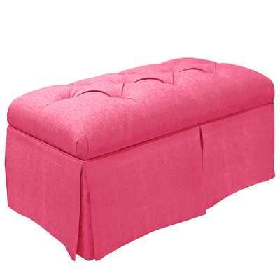 Upholstered Storage Bedroom Bench - Wayfair