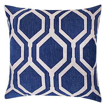 "Pandora Pillow 24"" - Down Feather Fill - Z Gallerie"