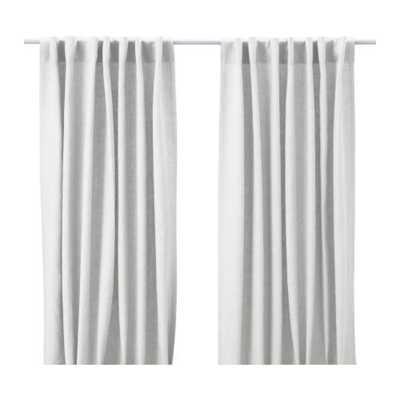 """AINA Curtains - 57"""" x 98"""" - Ikea"""