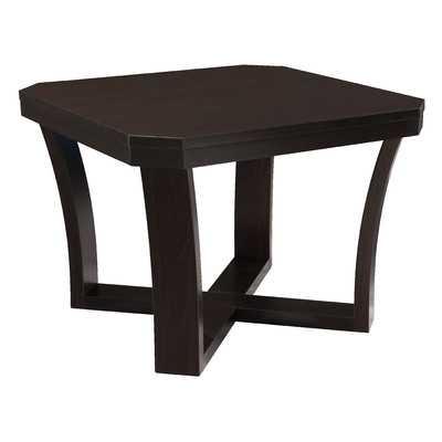 Kendyll X-Base End Table - Wayfair
