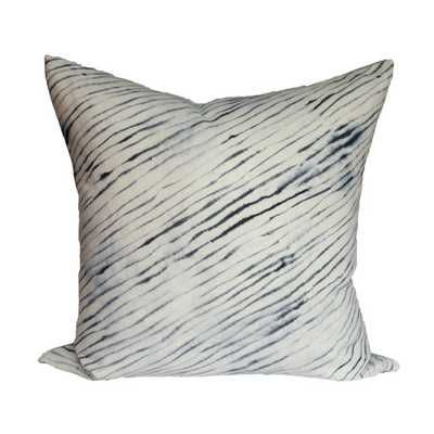 Rebecca Atwood Blurred Stripe pillow cover- insert not included - Etsy