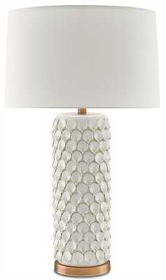 Calla Lily Table Lamp - Curry & Co