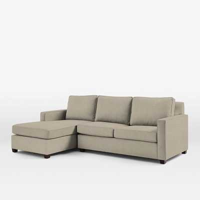 Henry® 2-Piece Chaise Sectional - left facing - West Elm