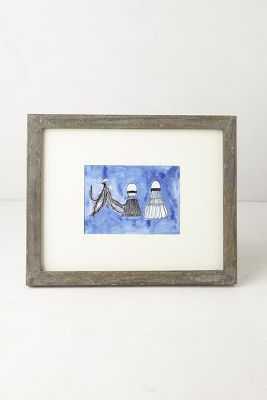 Minimalist Gallery Frame - Grey, 5x7 - Anthropologie