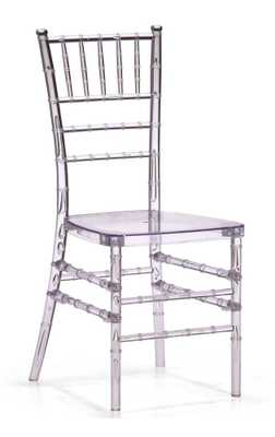 Diamond Dining Chair in Clear - Domino