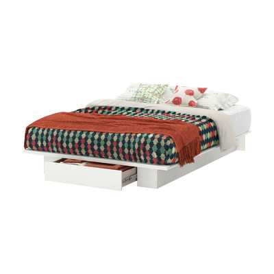 Holland Full/Queen Platform Storage Bed - Wayfair