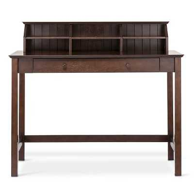 Stafford Desk with Hutch - Java - Target