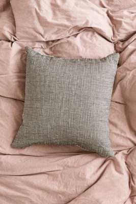 Locust Shadow Stripe Pillow - Urban Outfitters