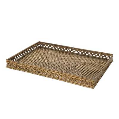 Knotted Tray - Williams Sonoma Home