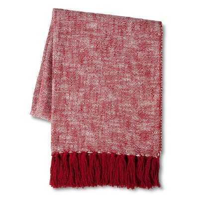 "Thresholdâ""¢ Woven Throw Blanket - Target"