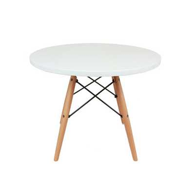 The Agnes Kids Round Writing Table - AllModern