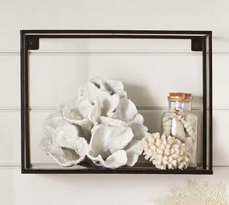 Cube Display Shelves - SMALL RECTANGLE - Pottery Barn
