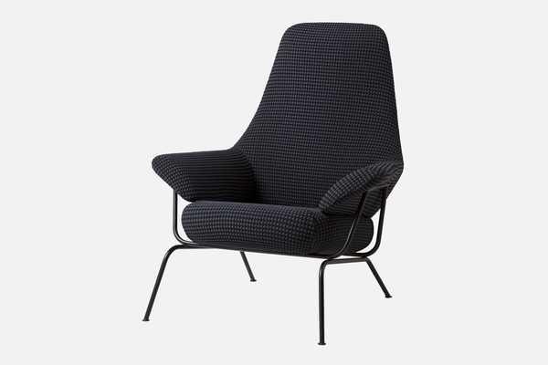 Hai Chair - Mosaic Charcoal - hem.com
