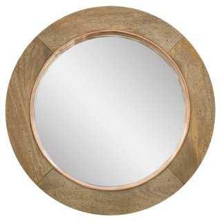 Osseo Wall Mirror - One Kings Lane
