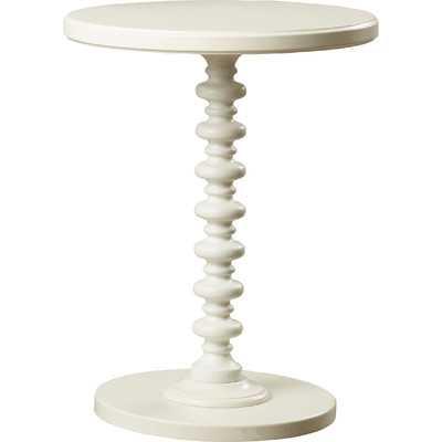 Marlon End Table - White - Wayfair