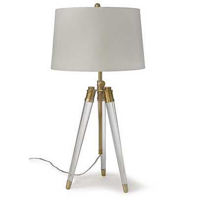 Brigitte Floor Lamp - High Fashion Home