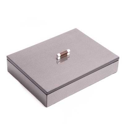 Valet Tray with Cover - Wayfair