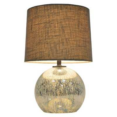 Globe Mercury Glass Table Lamp - Target