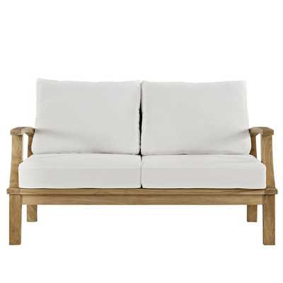 Marina Loveseat with Cushion - Wayfair