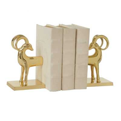 GAZELLE BOOKEND - Dwell Studio