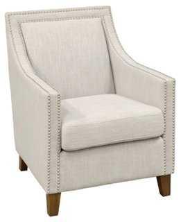 Beatrix Club Chair - One Kings Lane