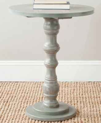 Marnie Accent Table-Dark Teal - Macys
