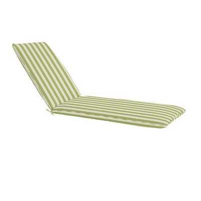 Outdoor Chaise Cushion Q - 25 x 80 - Ballard Designs