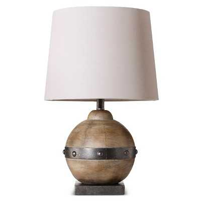 """Sphere Table Lamp (includes CFL Bulb) - The Industrial Shopâ""""¢ - Target"""