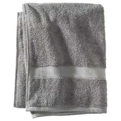 Performance Solid Bath Towels -Bath sheet - Target